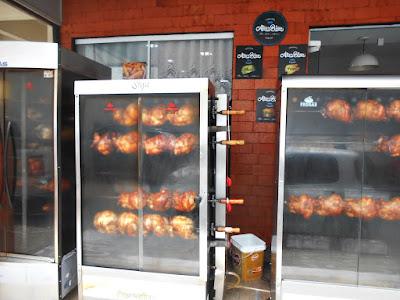 Entrega de frango assado em Itapema e Porto Belo