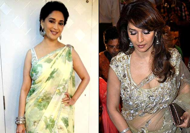 Indian Aunties And Girls Actress And Real Life Aunties -5615