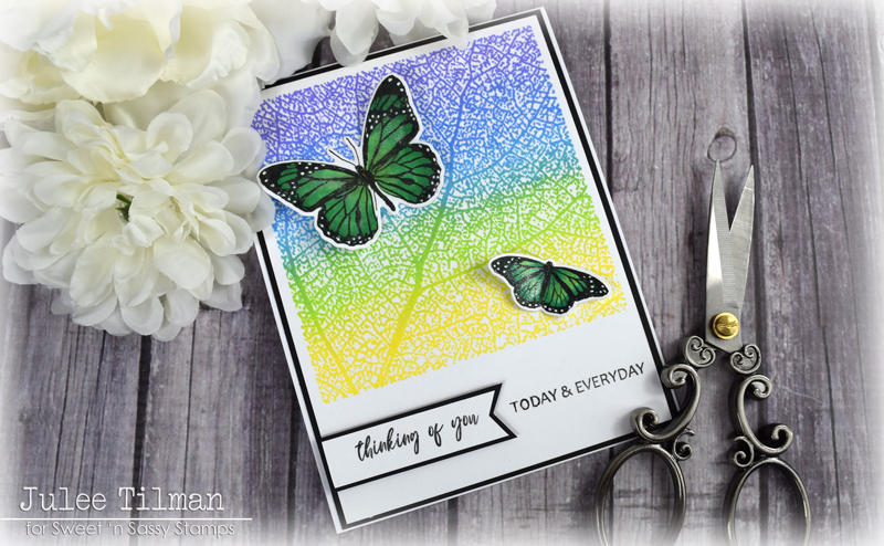 Thinking of You Card by Julee Tilman