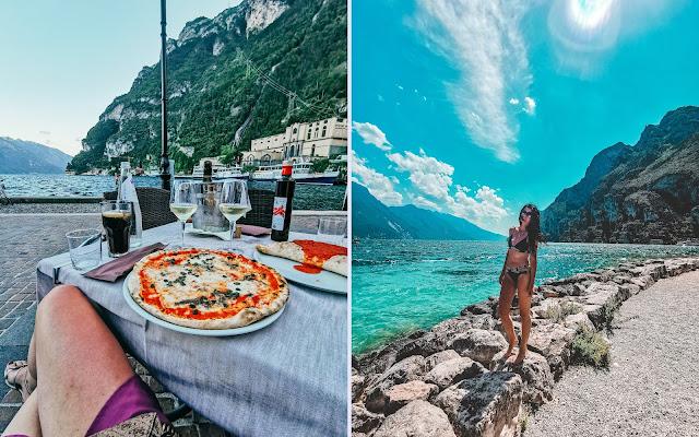 Malownicze krajobrazy nad Jeziorem Garda. Mini przewodnik Riva del Garda. Co warto wiedzieć? - Czytaj więcej »