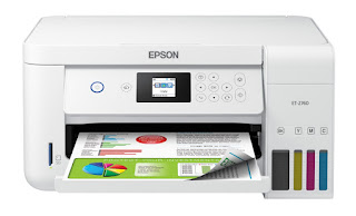 Epson EcoTank ET-2760 Drivers Download, Review And Price
