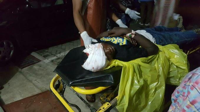 'Sallah' robbers shoot teenager in Kumasi