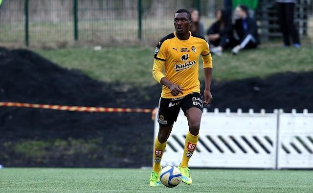 Nigerian defender, Egwuekwe, continues goal-run in Finland