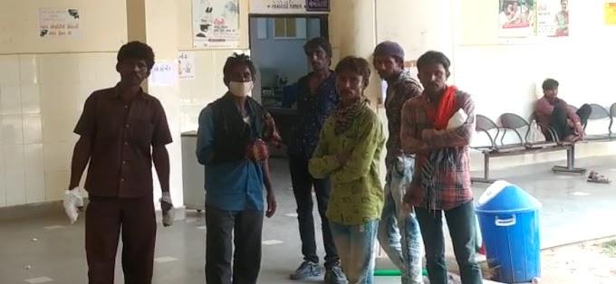 કચ્છના વાગડમાં અંધશ્રદ્ધાની પરાકાષ્ઠાઃ છ લોકોના હાથ ઉકળતા તેલમાં ઝબોળાયા