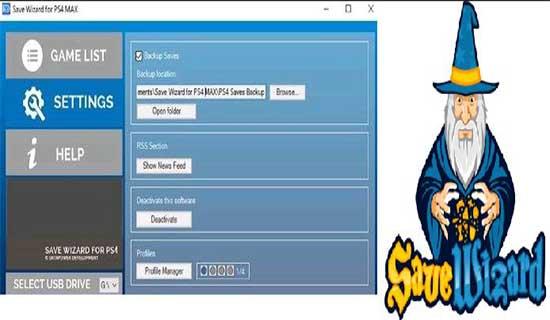 برنامج حفظ المعالج PS4