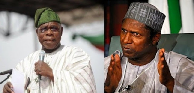 I Knew Yar'Adua Was Ill Before I Supported him To Be President - Obasanjo reveals