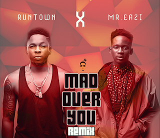 mad over you by mr eazi