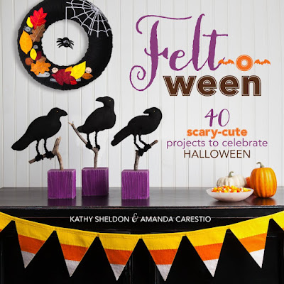 Cover of Felt-o-ween