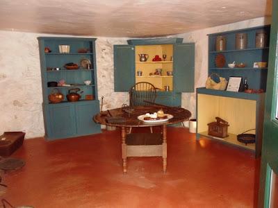 Ash-Lawn Highland kitchen