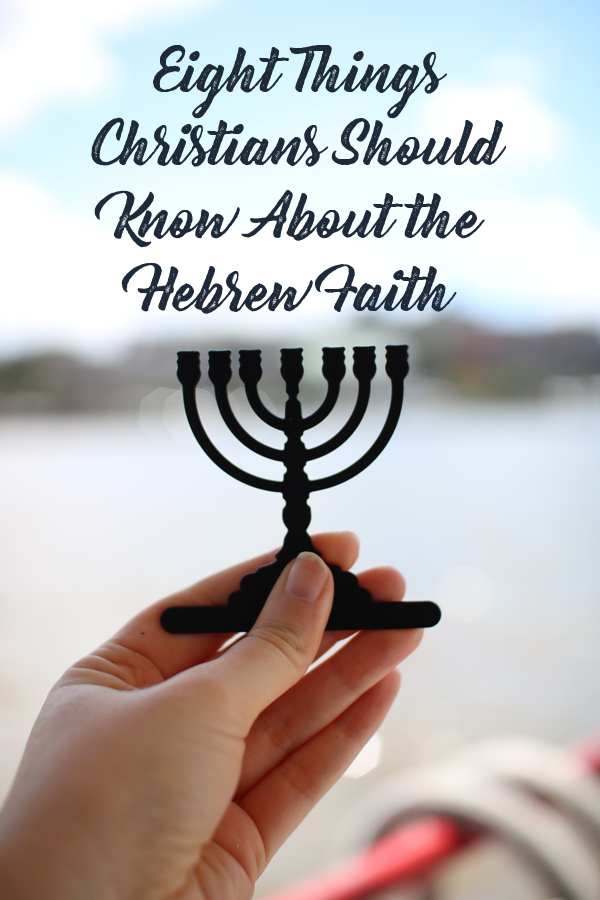 Christians - here's what you should know about the Hebrew faith | Land of Honey