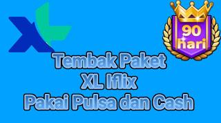 ✓ Situs Tembak Paket XL Iflix 30GB Rp 0 Rupiah