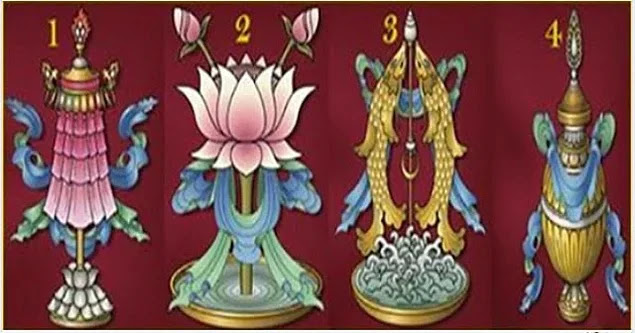 Выберите Тибетский символ и узнайте будущее