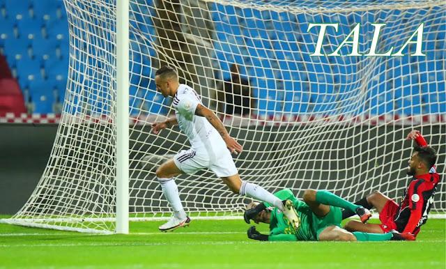 فوز الفيصلي على الرائد 2-0 في الجولة الثامنة من كأس الأمير محمد بن سلمان