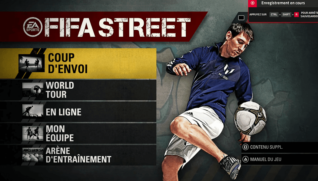 تحميل لعبة FIFA Street 4 للكمبيوتر