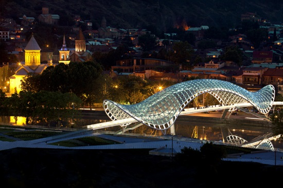 Tbilisi Bridge