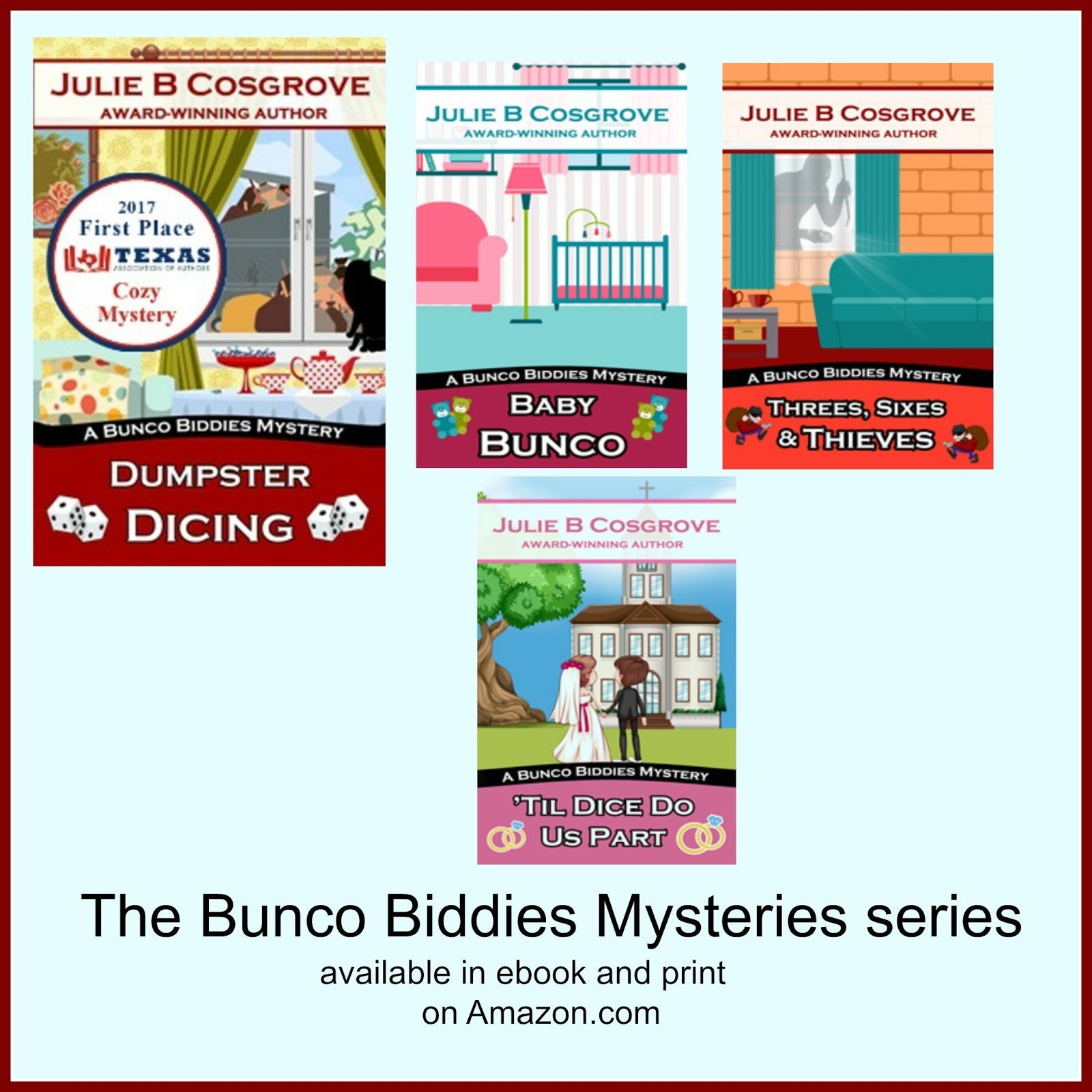 The Bunco Buddies Mysteries Series