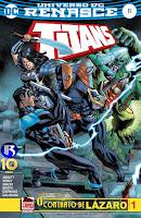 DC Renascimento: Titas #11