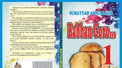 BABBAN GORO BOOK 1 END CHAPTER 13 by sumayyah Abdulkadir KARSHEN LITTAFI NA DAYA
