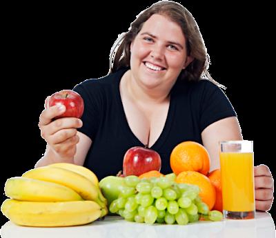 phụ nữ giảm béo