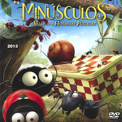Minúsculos - El valle de las hormigas perdidas - [2013]