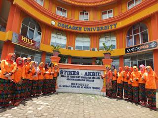 Fikes Dehasen, Salah Satu Fakultas Kesehatan Favorit di Bengkulu
