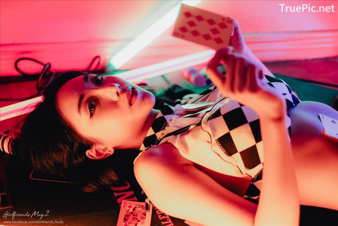 Image-Thailand-Beautiful-Model-Piyatida-Rotjutharak-Sexy-Gambling-Girl-TruePic.net- Picture-6