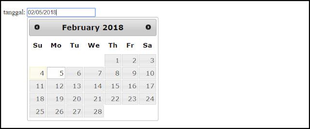 tanggal kalender gb2