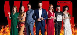 Vlad Sezonul 2 Episodul 9 din 11 Noiembrie 2019