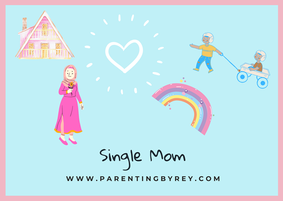 jika terpaksa jadi single mom