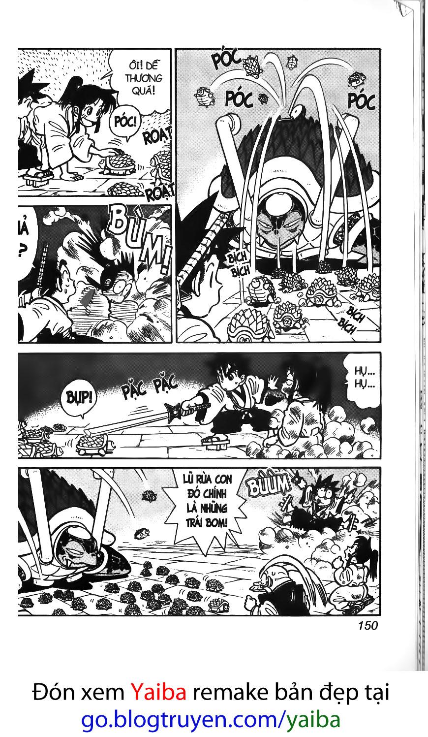 Yaiba chap 58 trang 5