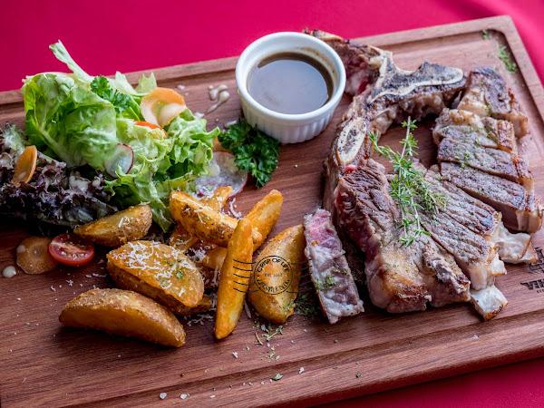 Premium Steakhouse with Affordable Price @ Viking Steakhouse, Tanjung Bungah, Penang