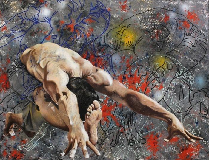 Французский художник. Isabelle Riffard