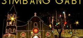 Simbang Gabi Day 1 December 16 2017