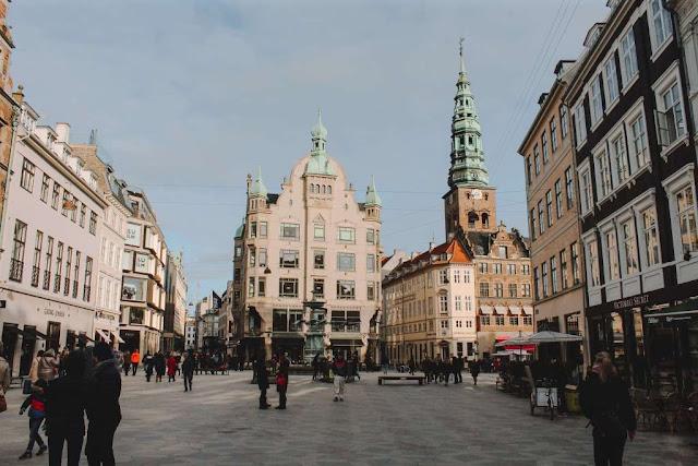 Trải nghiệm Copenhagen đầy sắc màu vỏn vẹn 1 ngày đêm
