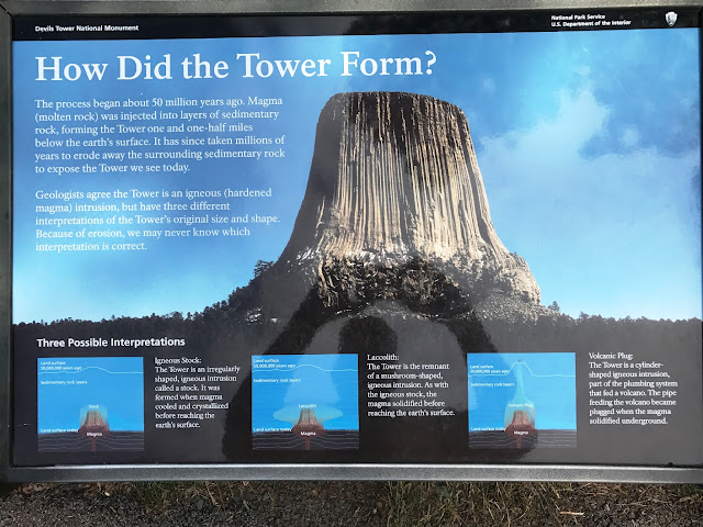 Roughing It Gently : 2017 July 29 - Devils Tower, WY