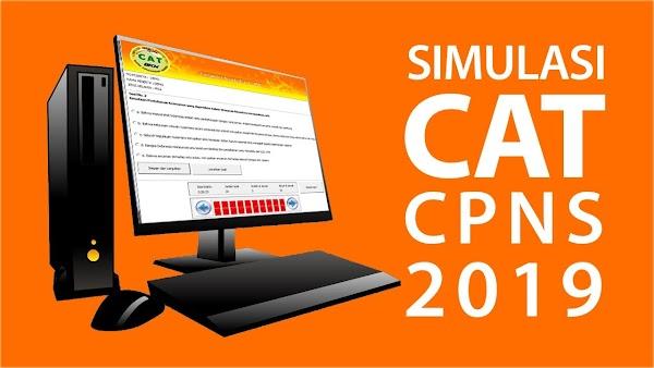 Download Aplikasi Simulasi Soal CAT Untuk Tes CPNS 2019
