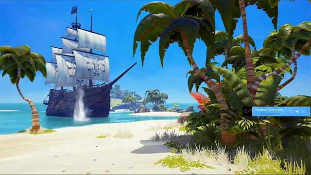 Sea of Thieves Wallpaper Engine