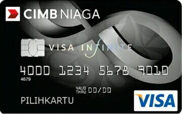 CIMB Niaga Visa Infinite