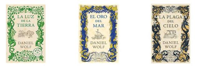 Saga Fleury de Daniel Wolf, historia medieval