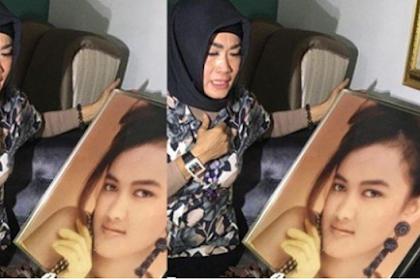 Adik Julia Perez Diisukan Cekcok & Tangan Berdarah Gara-gara Warisan, Tangis Pilu Ibunda Ingat Jupe