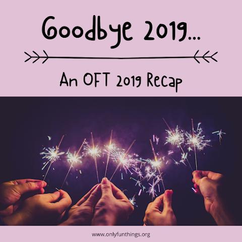 Goodbye 2019….