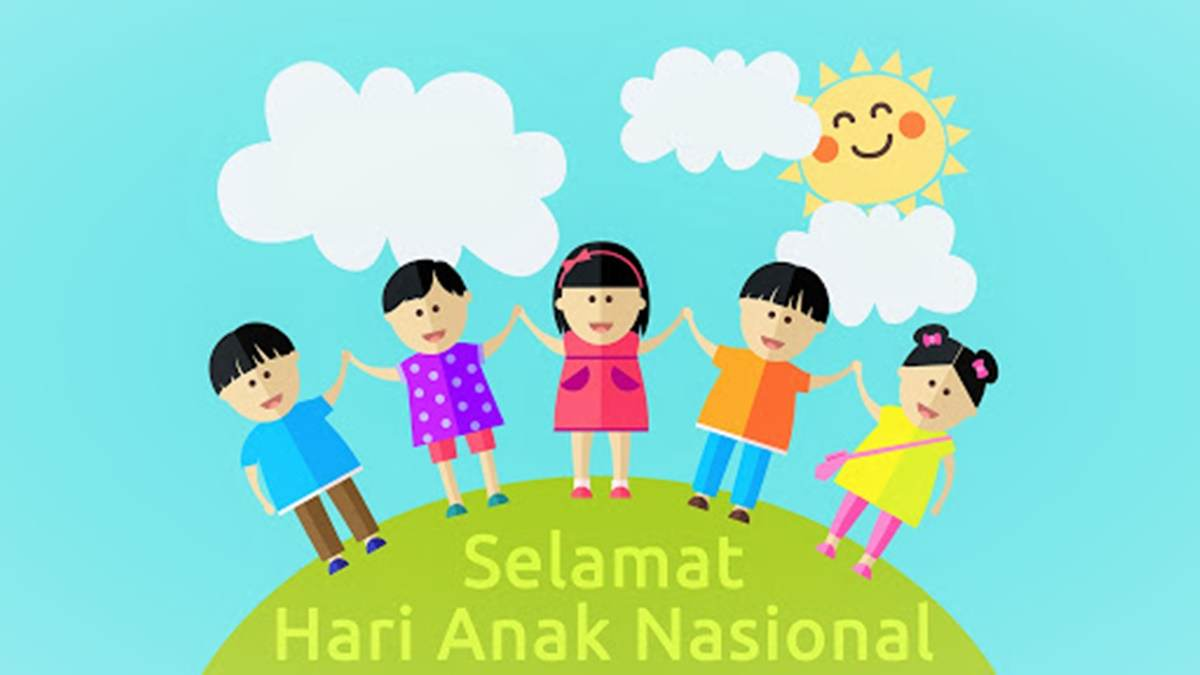 Selamat Hari Anak Nasional