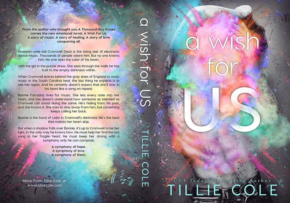 Tillie Cole: A Wish For Us