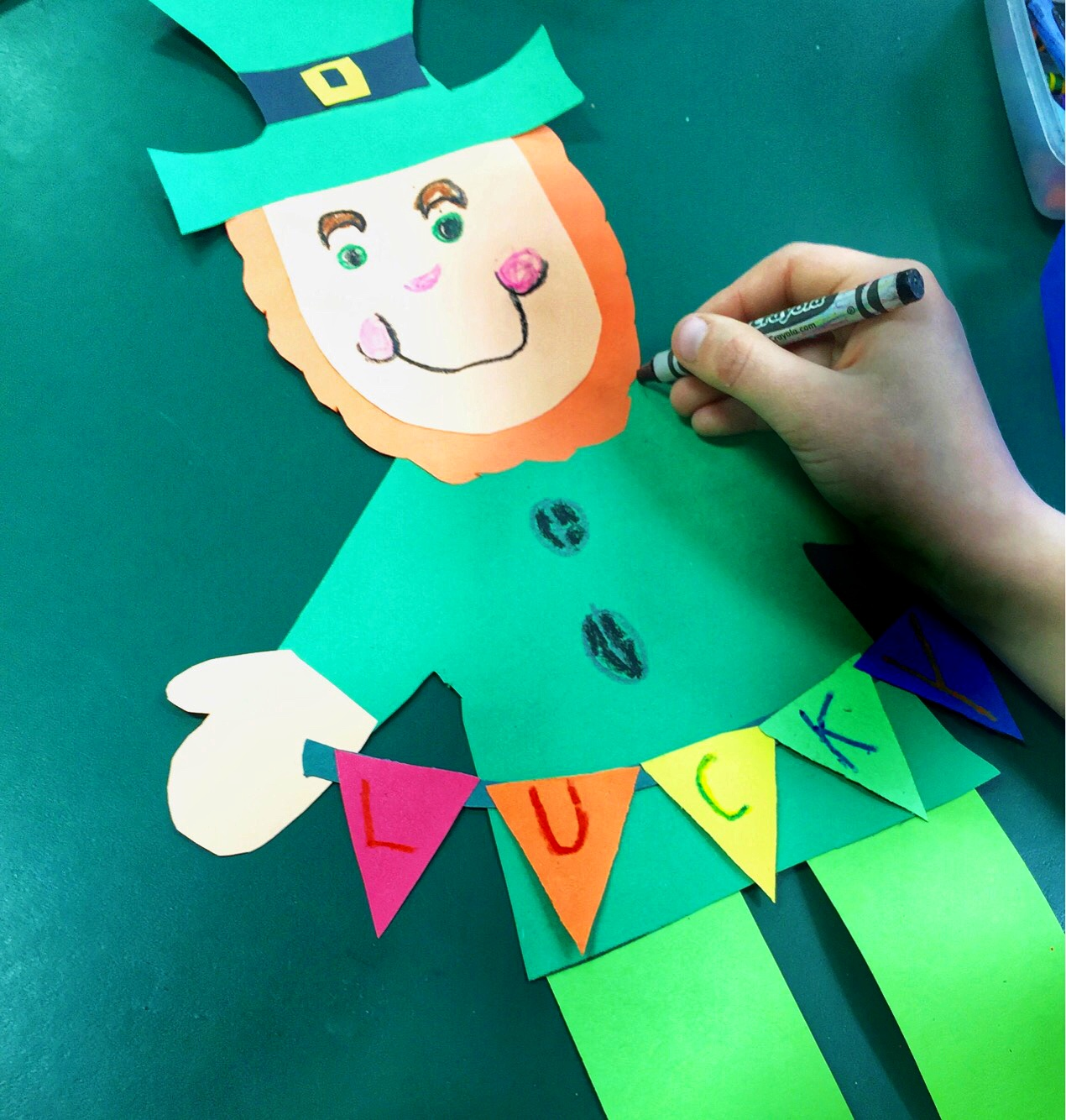 Best Of Leprechaun Letter To Students