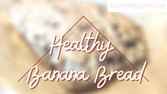 recipe healthy banana bread with oats