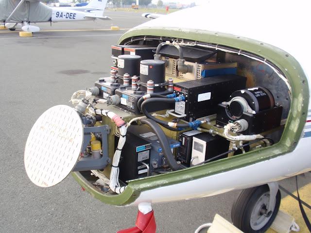 Cessna 501 RADAR