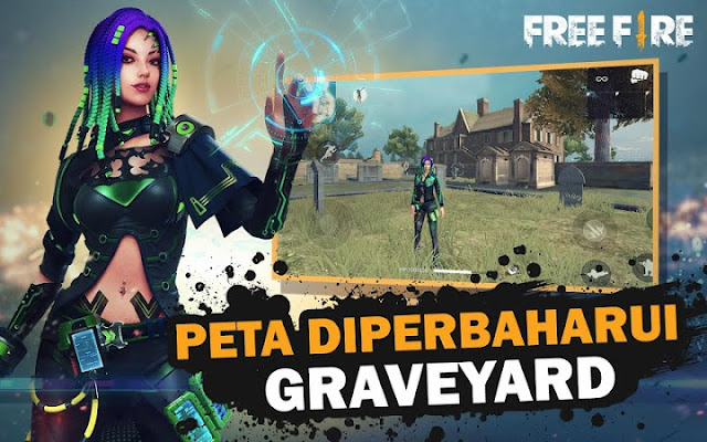 Download Free Fire Mod Diamond APK Android Terbaru 2019