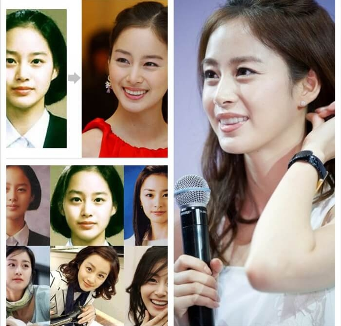 Kim Tae Hee Artis Korea Paling Cantik Tanpa Operasi Plastik