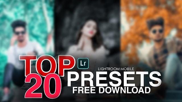 Top 20 presets free download 2021 xmp preset download free