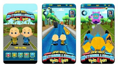 Game Upin Ipin